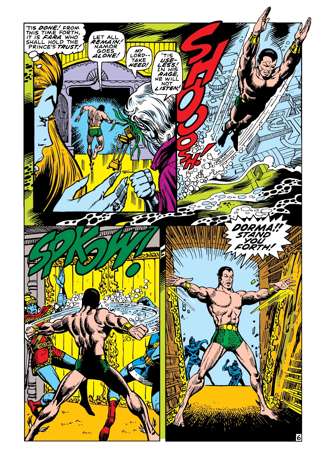 Read online Marvel Masterworks: The Incredible Hulk comic -  Issue # TPB 5 (Part 2) - 59