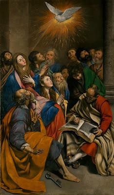 Imagem de Pentecostes, pintura, #1