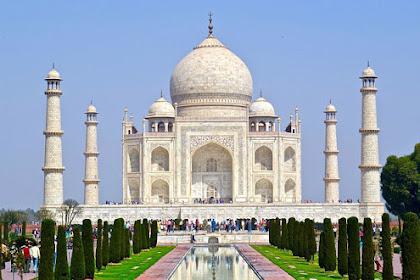 Menakjubkan, Ini 17 Fakta Taj Mahal Bangunan Tua yang Indah