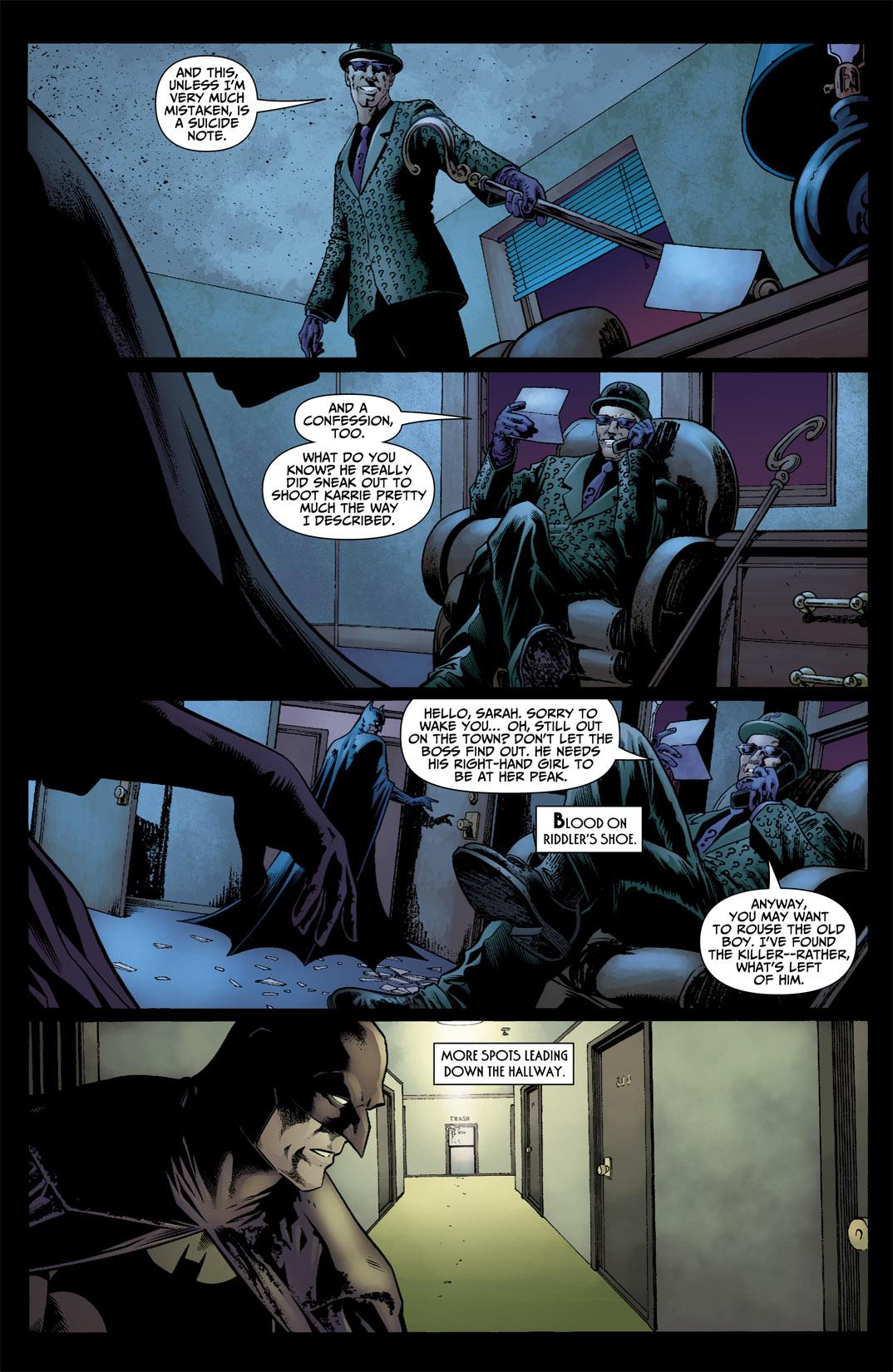 Detective Comics (1937) 822 Page 14