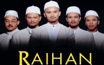 Kumpulan Lagu Raihan Mp3 Album Religi Islami Terbaik dan Terlengkap Full Rar , Lagu Religi, Raihan,