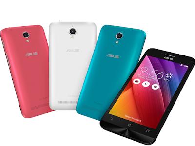 Image Asus ZenFone Go ZC451TG Firmware Driver