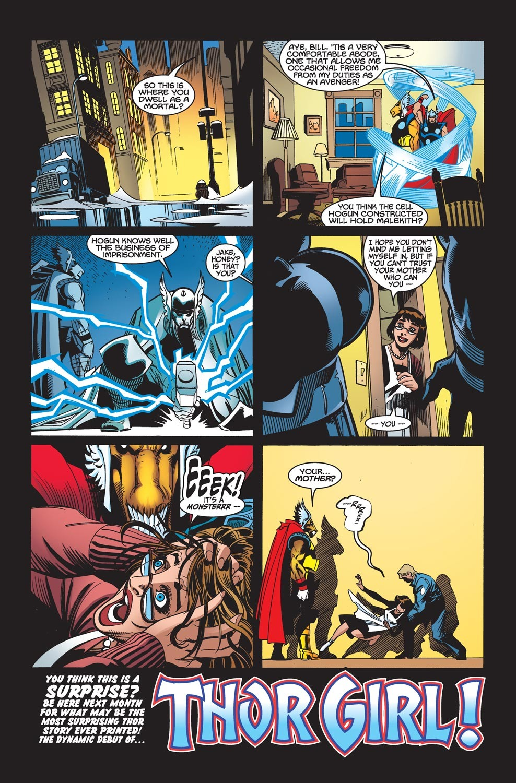Thor (1998) Issue #32 #33 - English 22