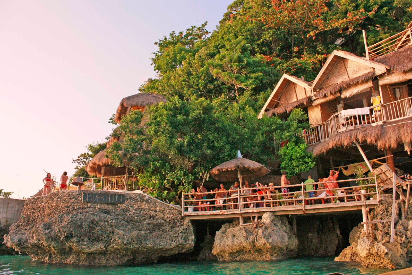 Boracay Island - Spider House Resort