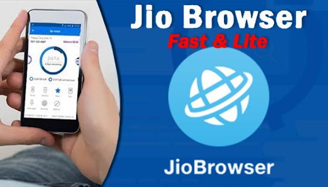 JioBrowser Android App Launched For Android Users In India