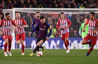 موعد مباراة برشلونة وأتلتيكو مدريد الأحد1-12-2019 في الدوري الأسباني والقنوات الناقلة