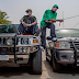 PETER AND PAUL OKOYE SHOW OFF THEIR FIRST SUVS IN THROWBACK PHOTO