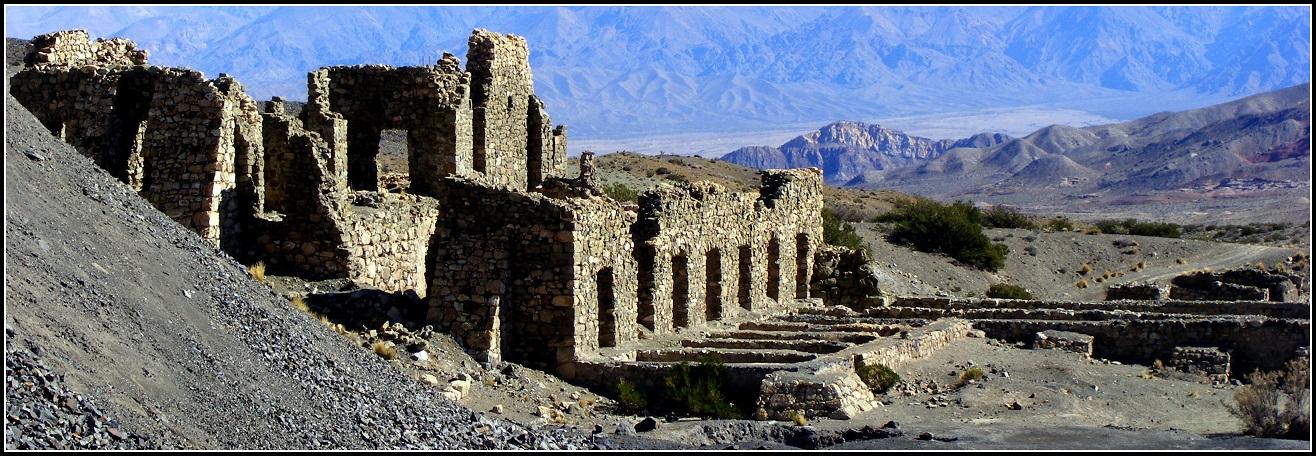 Ruinas de las Minas Jesuitas de Paramillos - Las Heras - MENDOZA