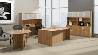 Light Wood Office Furniture
