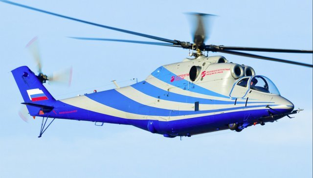 「Russia's new high-speed combat helicopter」的圖片搜尋結果