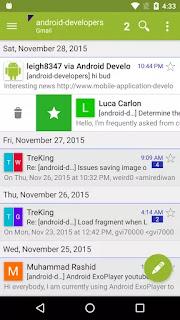 Aqua Mail Pro - email app v1.6.1.3-7