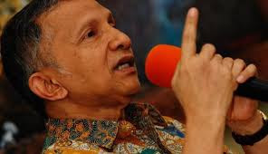 Amien Rais: Muhammadiyah Tidak Perlu Terlalu Sering Sowan ke Istana