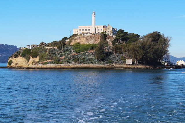 Alcatraz Island, San Francisco - California travel blog