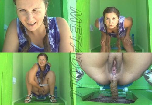 girl shitting fetish video