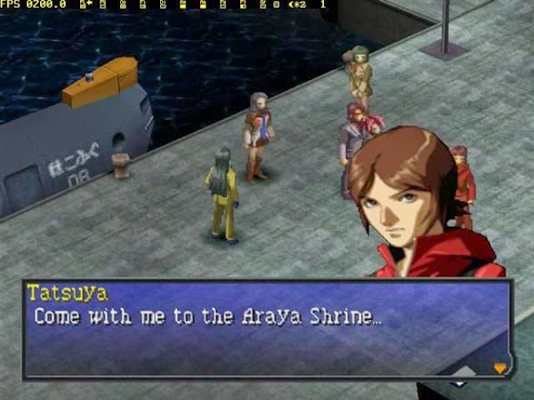 Persona 2: Eternal Punishment PSP ISO Screenshots #5