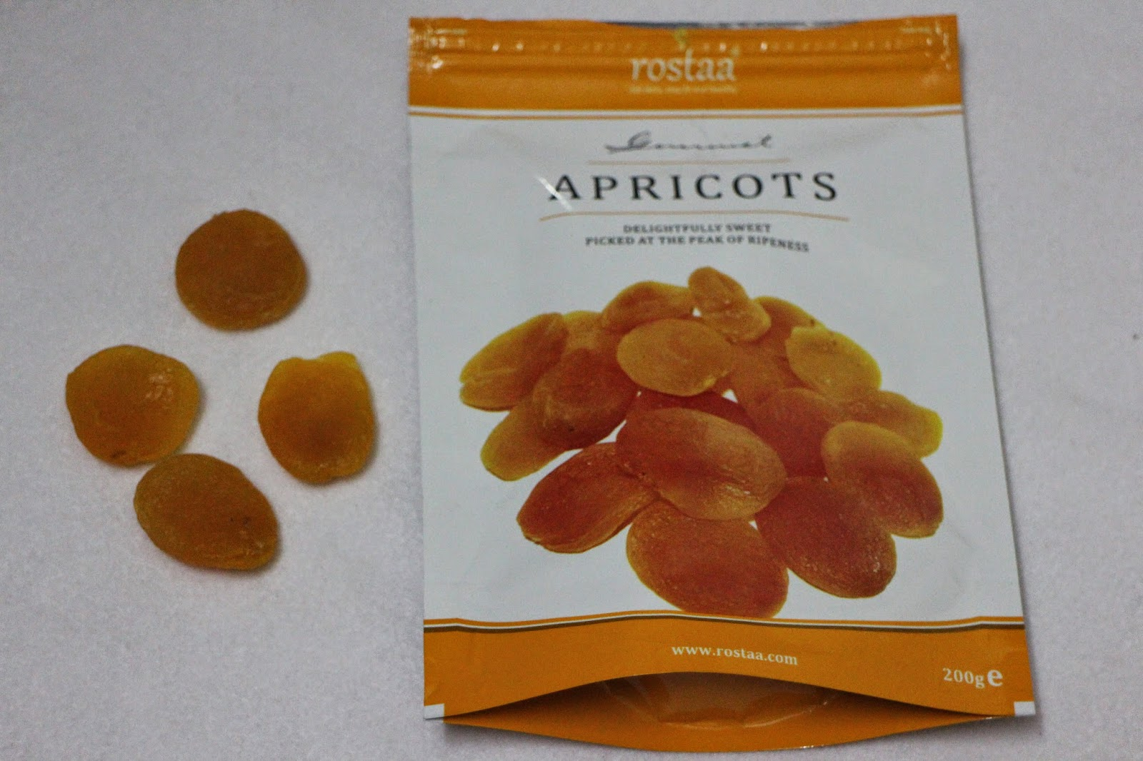 Godrej Nature's Basket, Apricots, Rostaa Apricots, Food
