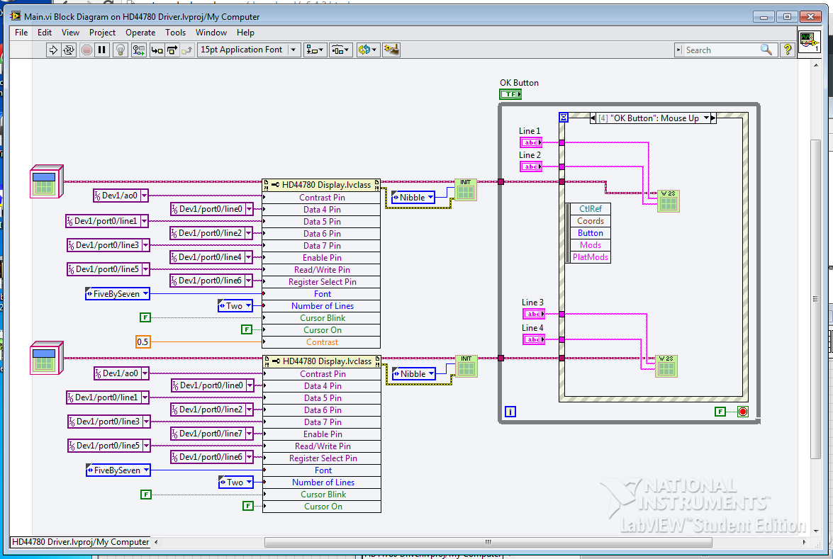 Application Block Diagram Rebellions Description Labview Diagramjpg