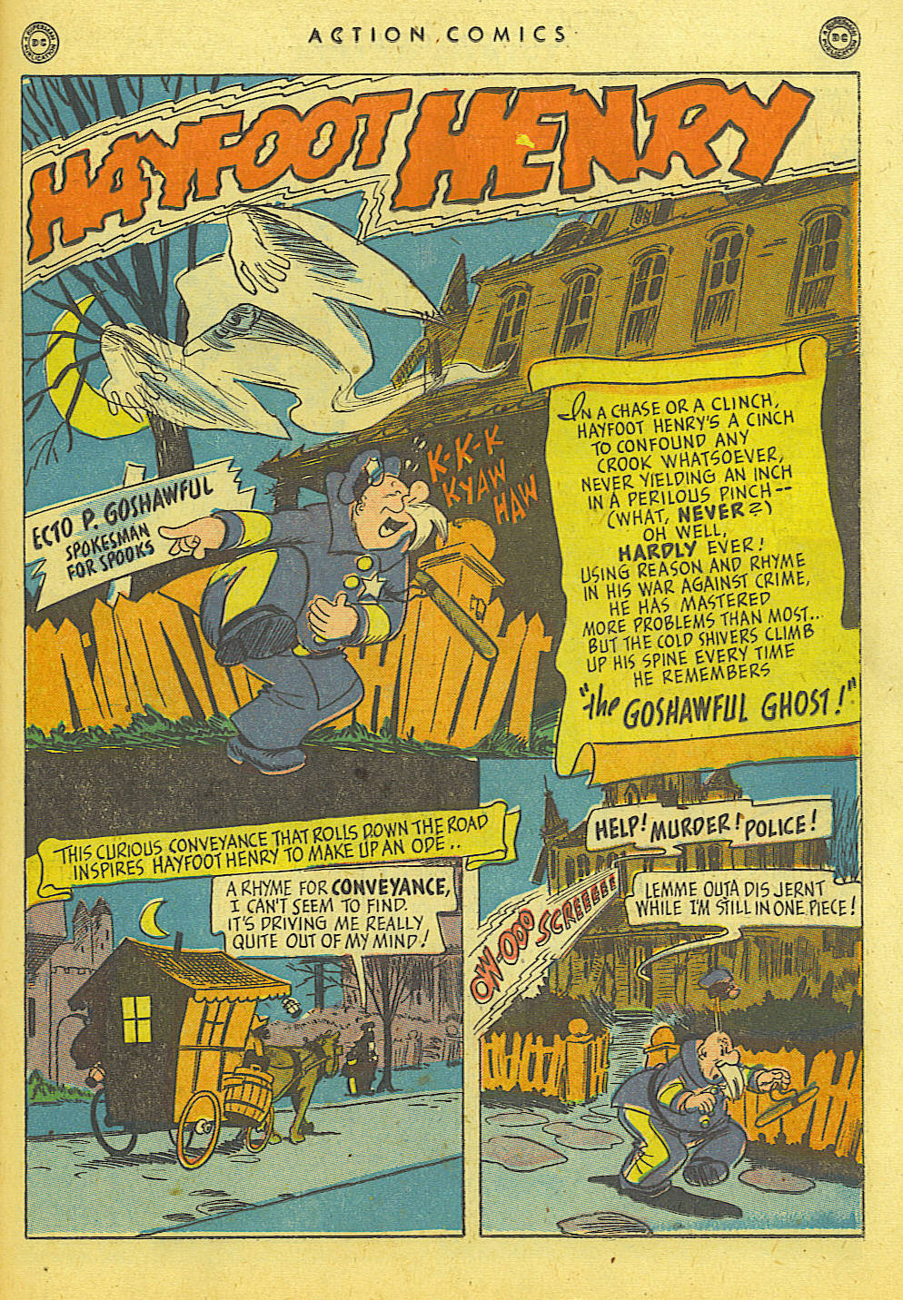 Read online Action Comics (1938) comic -  Issue #114 - 33