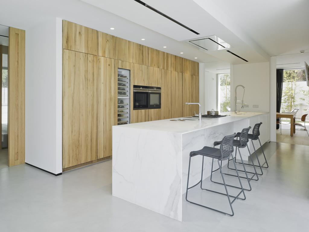 La madera rústica: un componente perfecto para cocinas ...