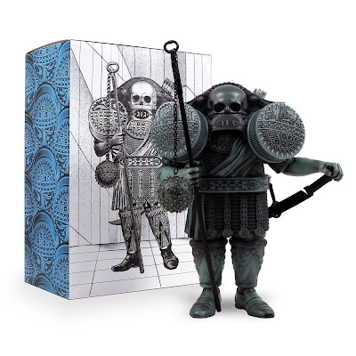 GOG Schwartz & Bloy Edition Vinyl Figure by Rob Jones x Unbox Industries