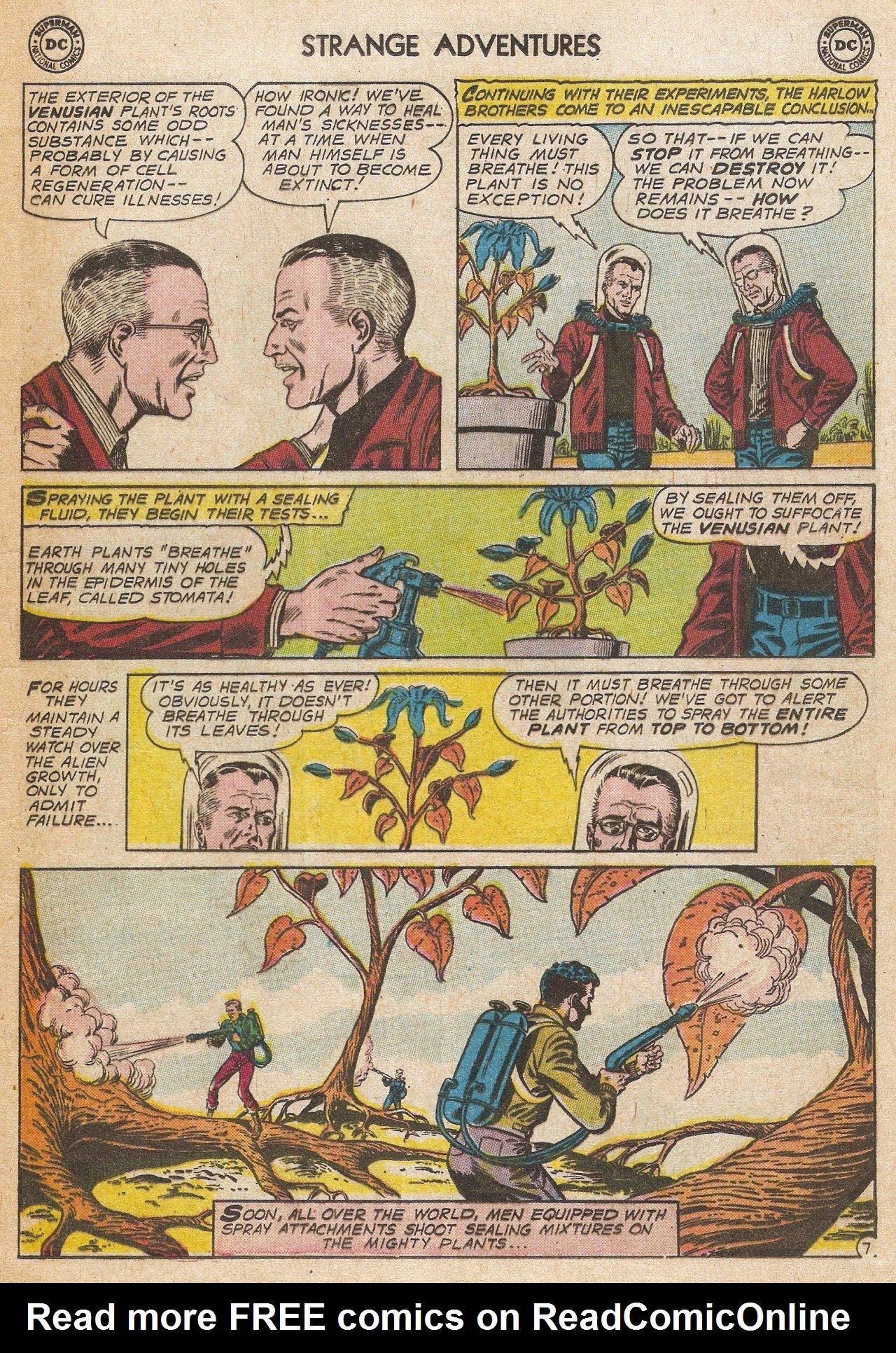 Strange Adventures (1950) issue 139 - Page 9
