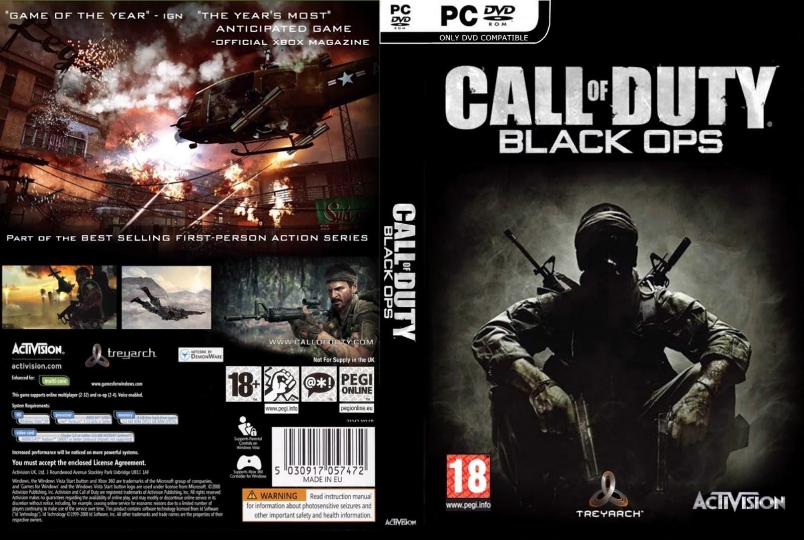 Call of Duty: Black Ops 2 - Descargar
