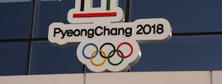 les Jeux Olympiques d'hiver de Pyeongchang