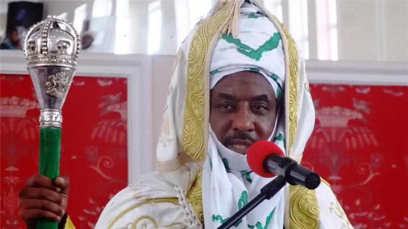 Forex, economy chaos provides billions of naira for some people - Emir Of Kano Sansi