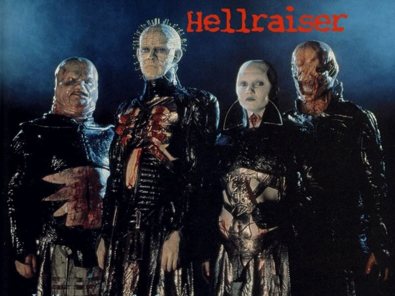 Hellraiser Movie Cast | New Style for 2016-2017
