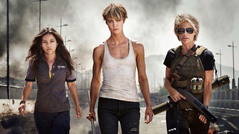Terminator: Dark Fate, Cast, 8K, #7