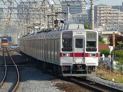 幕車からLED化までの東武東上線 通勤急行【最終案内】