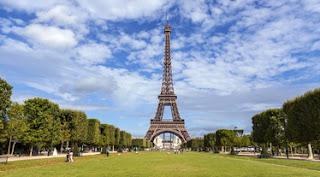 honeymoon destinations - france