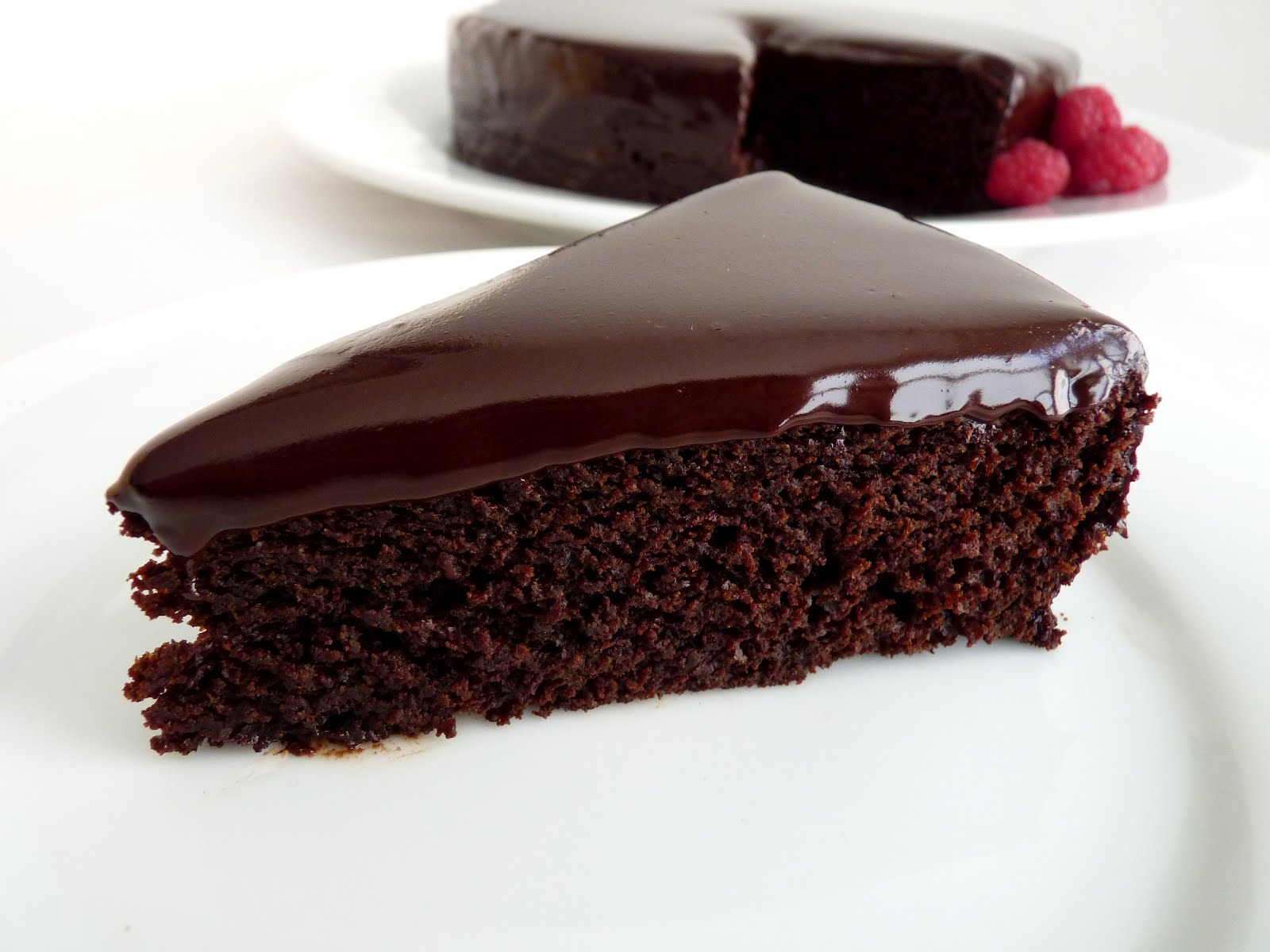Double Chocolate Layer Cake Recipe