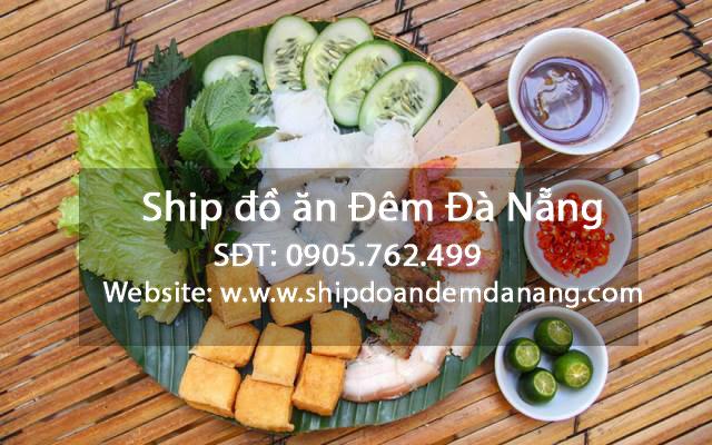 Thay đổi một chút với Bún Đậu Mắm Tôm Đà Nẵng - Ship do an da nang delivery da nang