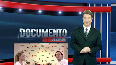 """""""Documento Verdade"""" da Rede TV mostra o caso Bianca Toledo x Felipe Heiderich (Assista)"""