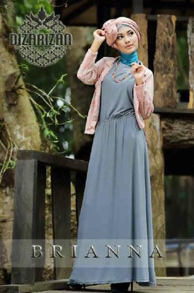 Model Busana Muslimah Lebaran Mewah dan Elegan