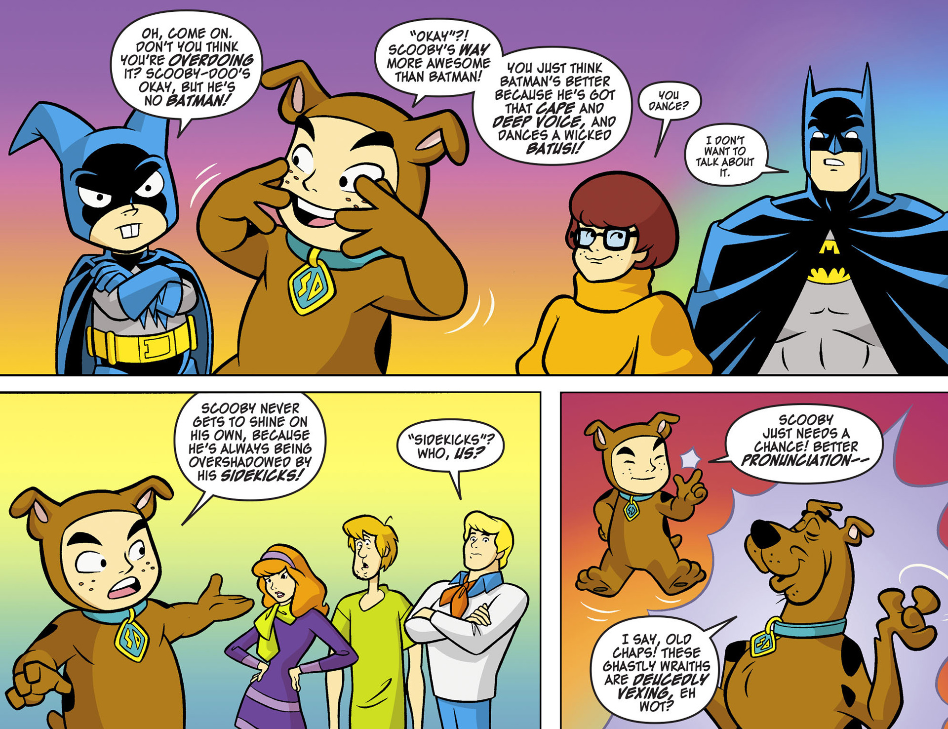 Read online Scooby-Doo! Team-Up comic -  Issue #6 - 5