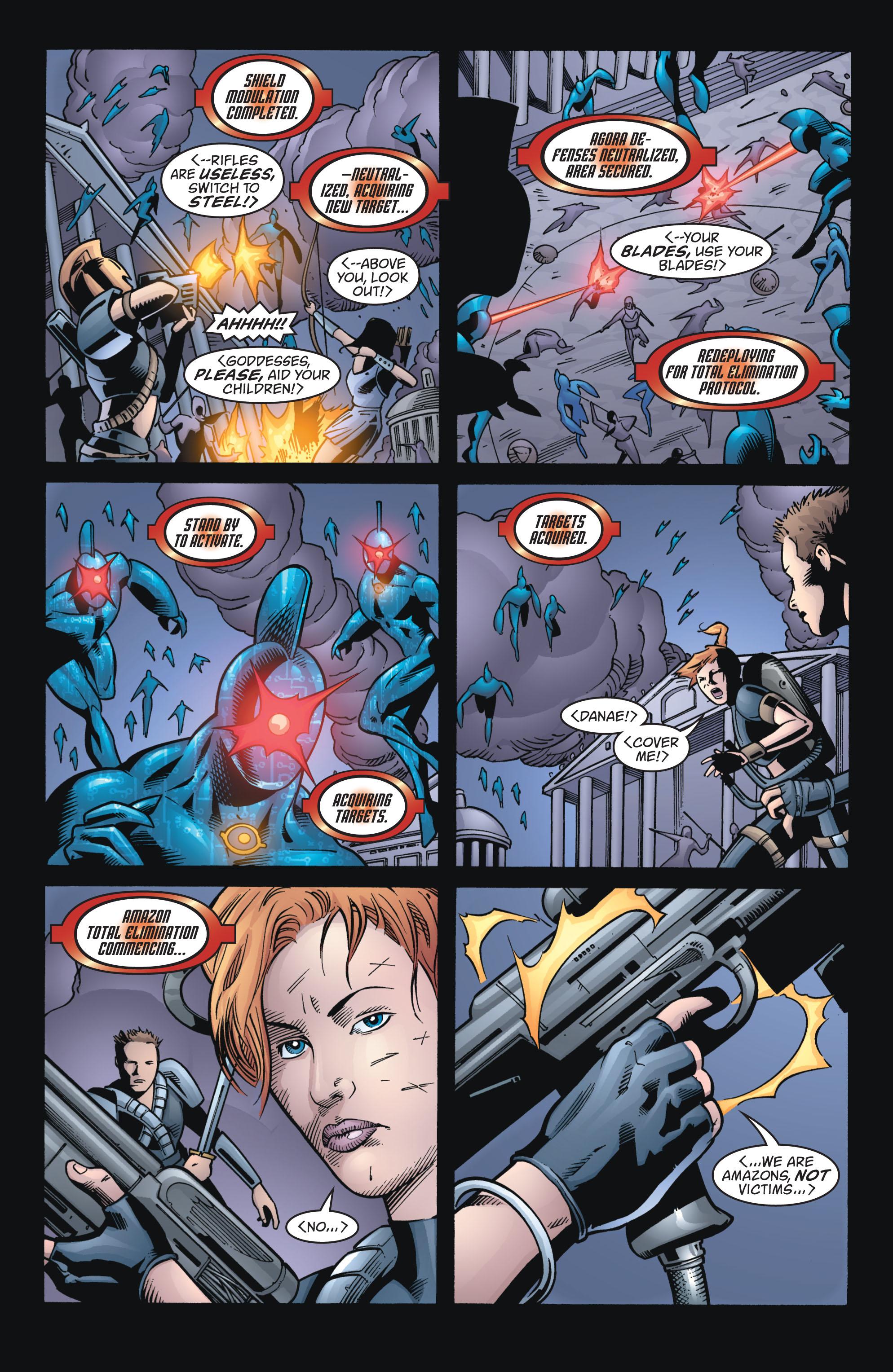 Read online Wonder Woman (1987) comic -  Issue #224 - 11
