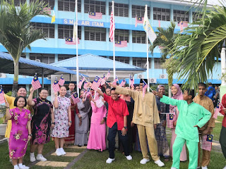 Majlis Sambutan Ambang Merdeka 2018