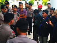 Surat Permohonan Warga Untuk Penangguhan Penahan Kades Sabaru Diduga Dipalsukan
