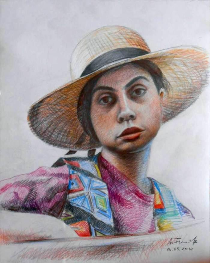 Гиперреалистичные картины. Alexander Titorenkov