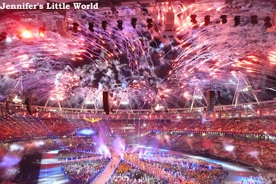 The last few days of the 2012 Olympics