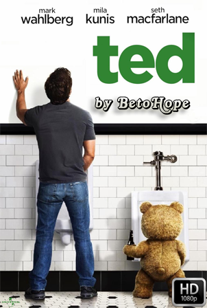 Ted Extended [2012 HD 1080P Latino [Google Drive] LevellHD