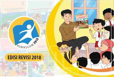 ini ialah untuk melengkapi artikel terdahulu Download Buku K13 Kelas 3 Semester 2 SD/MI Revisi 2018