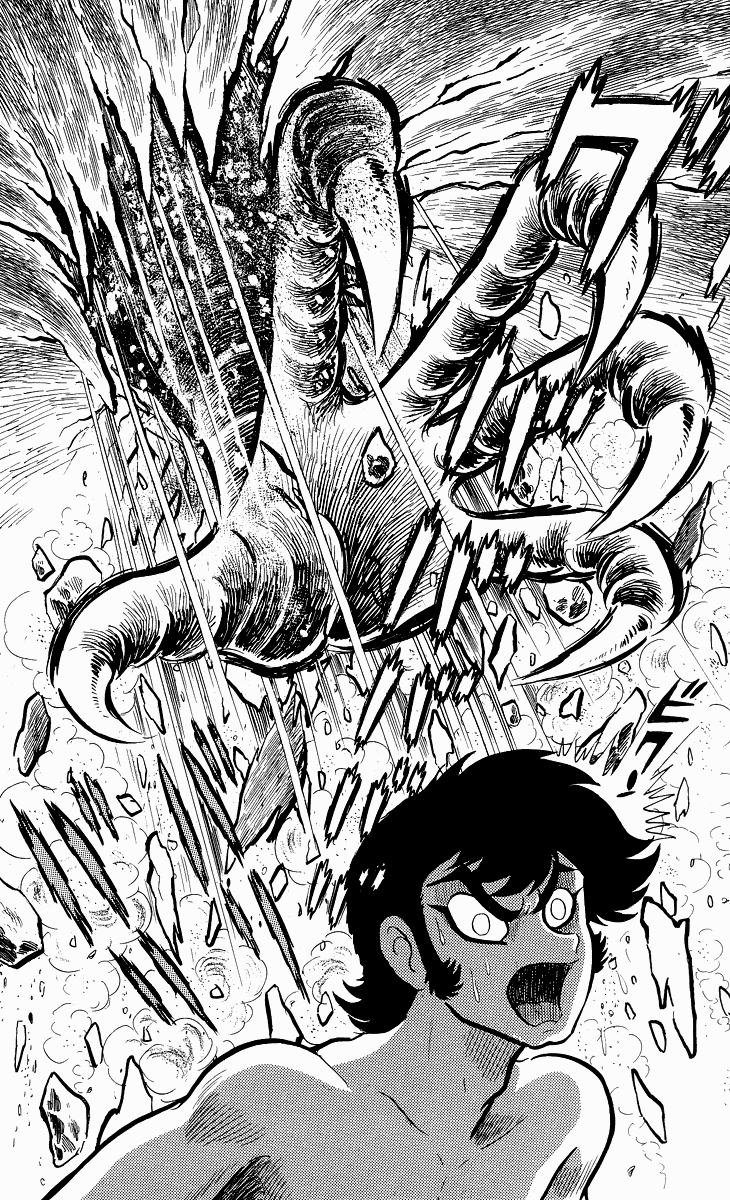 DevilMan chapter 7.2 trang 19