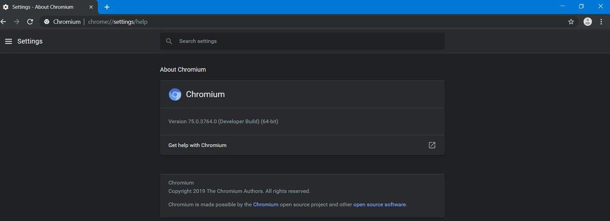 Chromium-Windows-10-on-ARM-Download