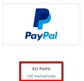 Panduan mudah dan lengkap cara menukarkan point Global test market dengan uang dollar