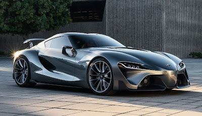À venir: de nouvelles voitures pour 2018