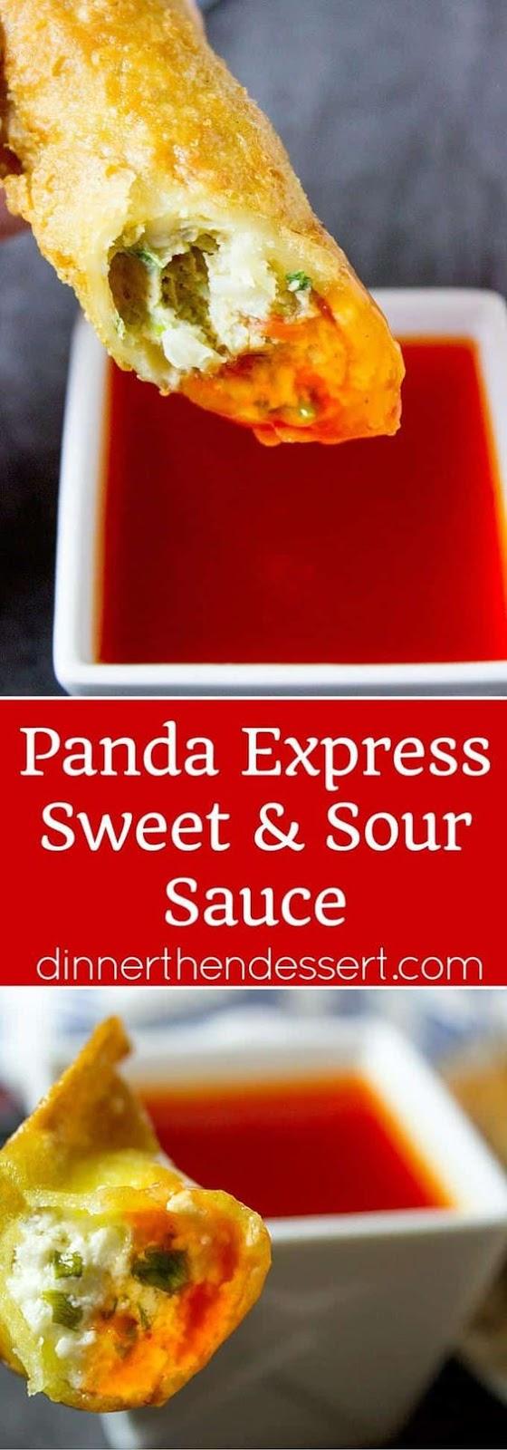 PANDA EXPRESS SWEET AND SOUR SAUCE (COPYCAT)