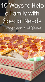 10 Ways to help a Family with Special Needs